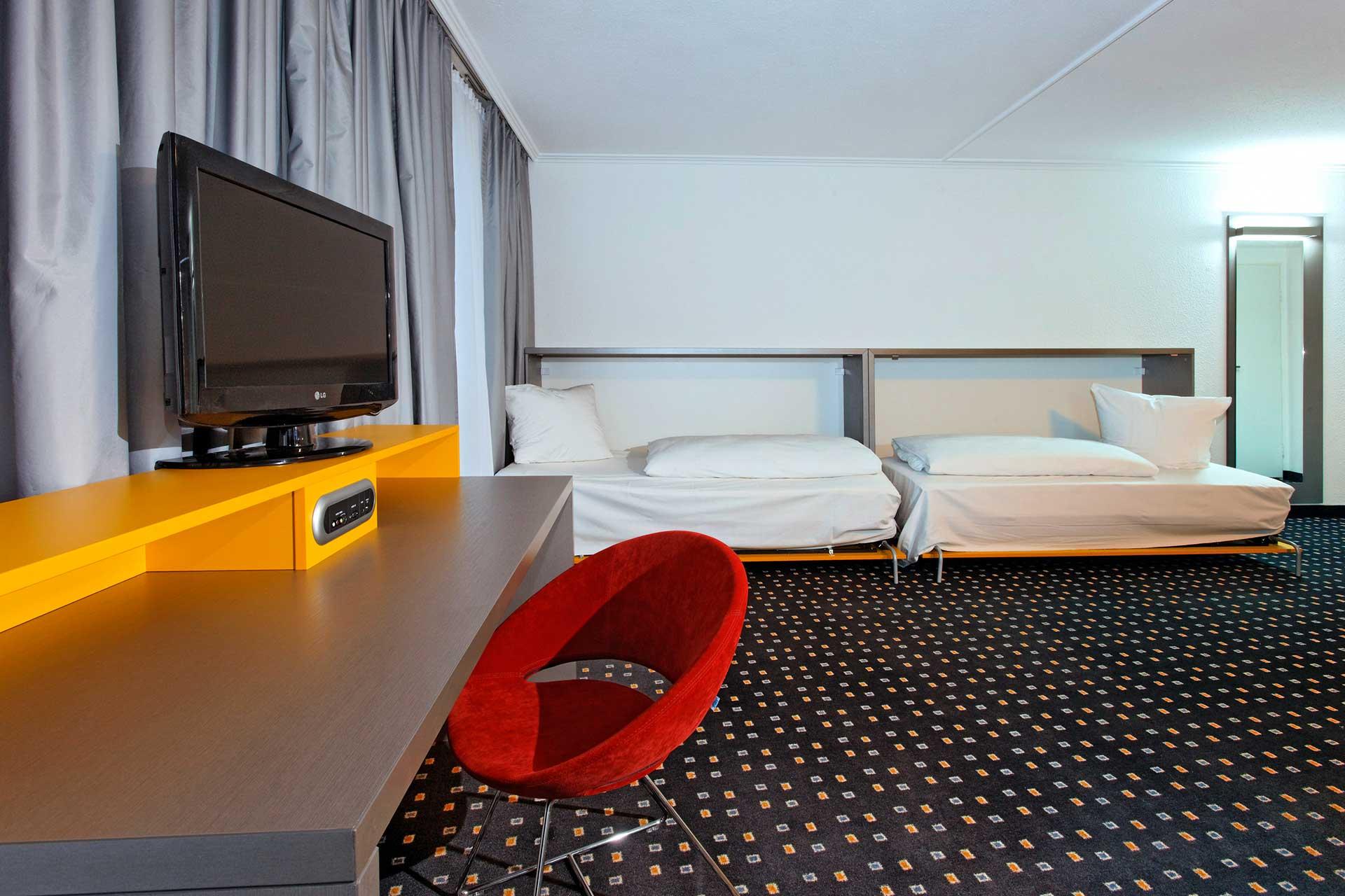 Ibis Hotel Frankfurt Airport Adresse