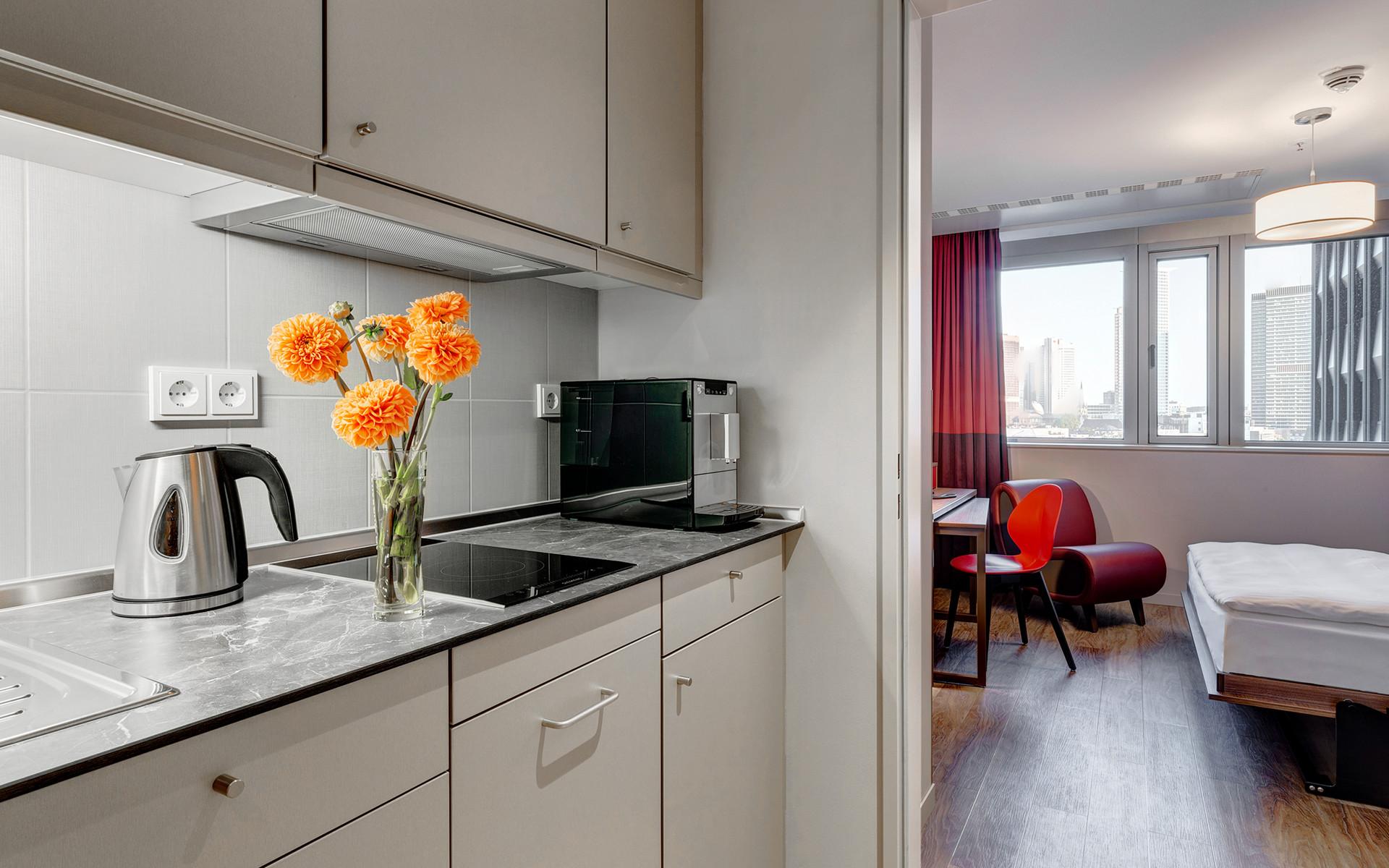 Aparthotel Adagio Frankfurt City Messe Success Hotel Group