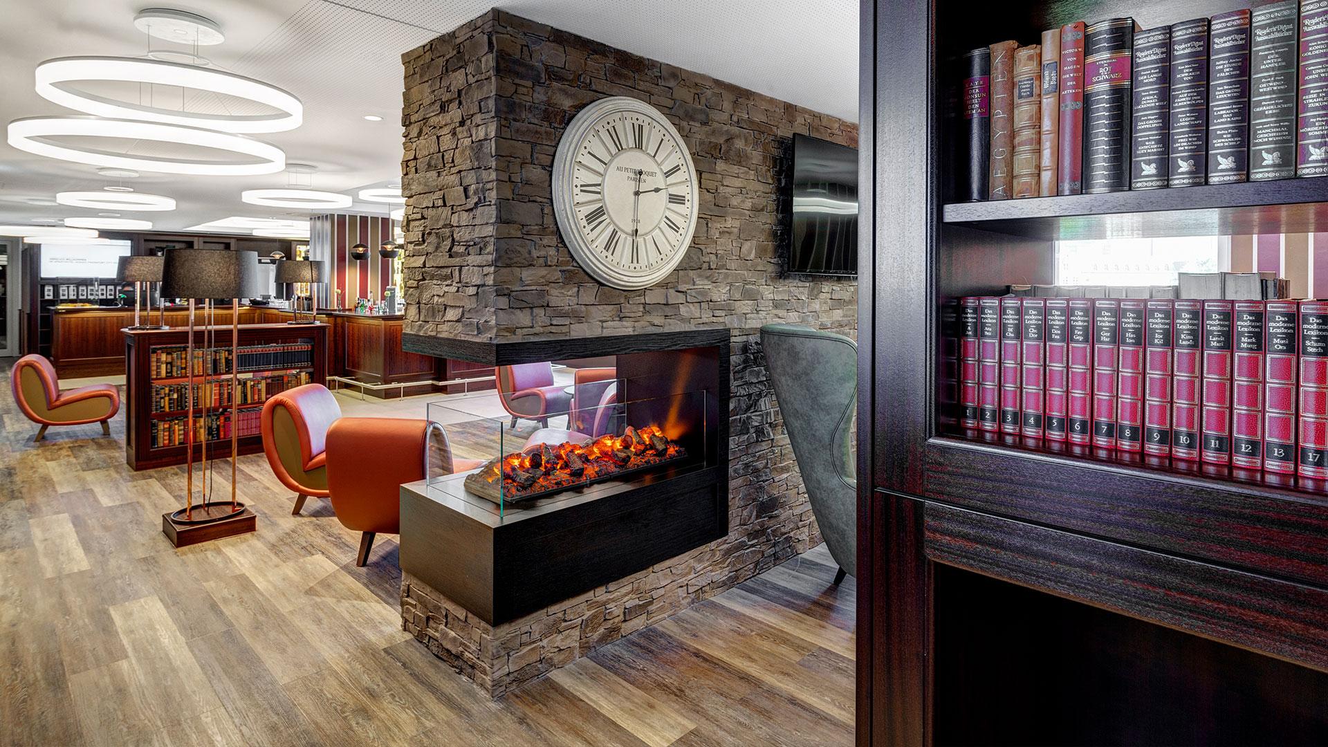 Lounge - 04 - Aparthotel Frankfurt City ~ Success Hotel Group