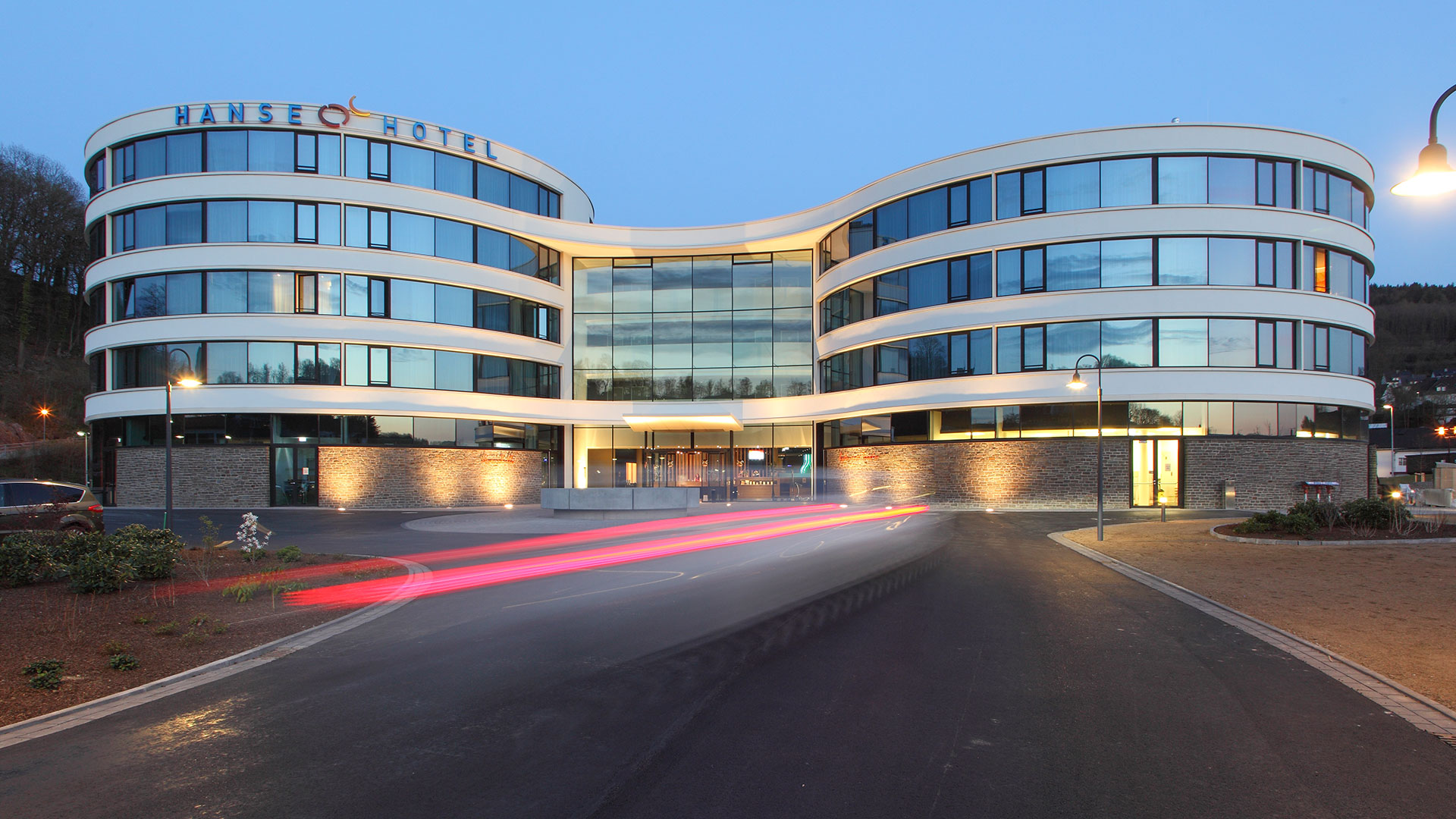 Photo of the exterior view - 01 - Hanse Hotel Attendorn