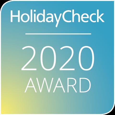 HolidayCheck 2020 Award