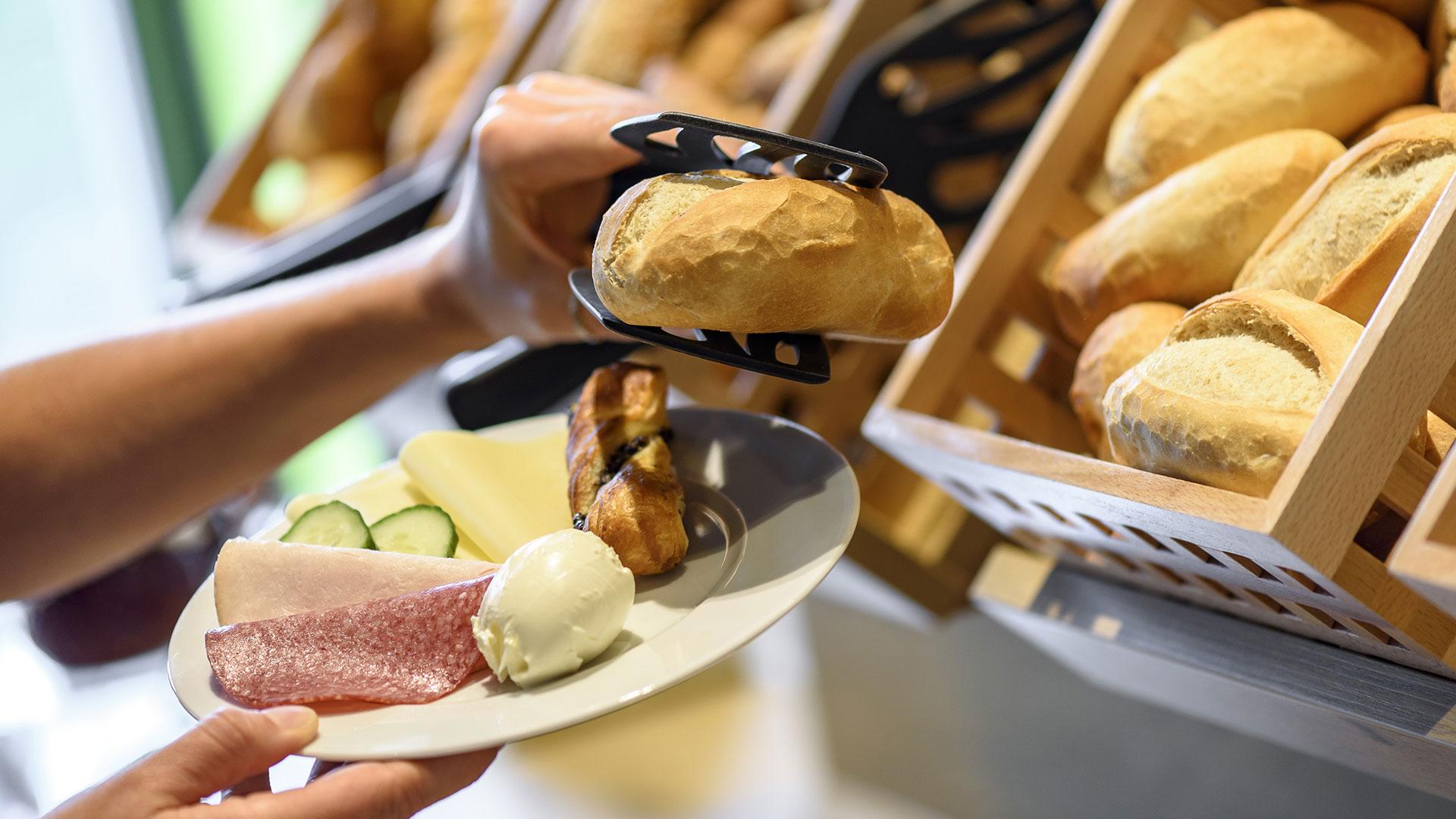 Photo of breakfast - 03 - ibis budget Ludwigsburg