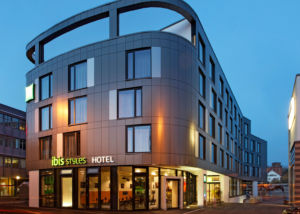 Photo of the exterior view - 03 - ibis Styles Aalen