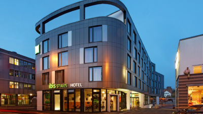 Photo of the exterior view - 01 - ibis Styles Aalen