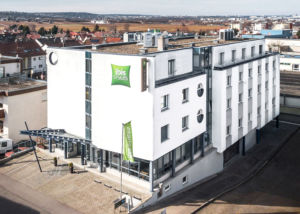 Photo of the exterior view - 01 - ibis Styles Filderstadt