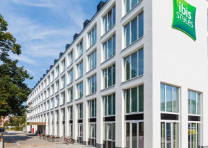 Photo of the exterior view - 04 - ibis Styles Rastatt Baden-Baden