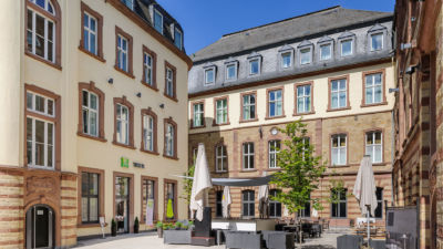 Photo of the exterior view - 02 - ibis Styles Trier
