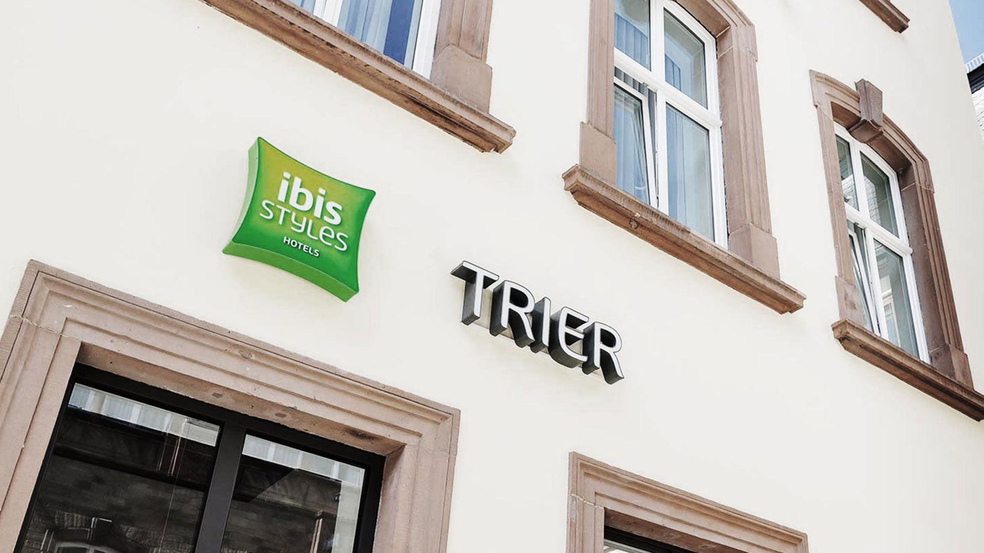 Photo of the exterior view - ibis Styles Trier