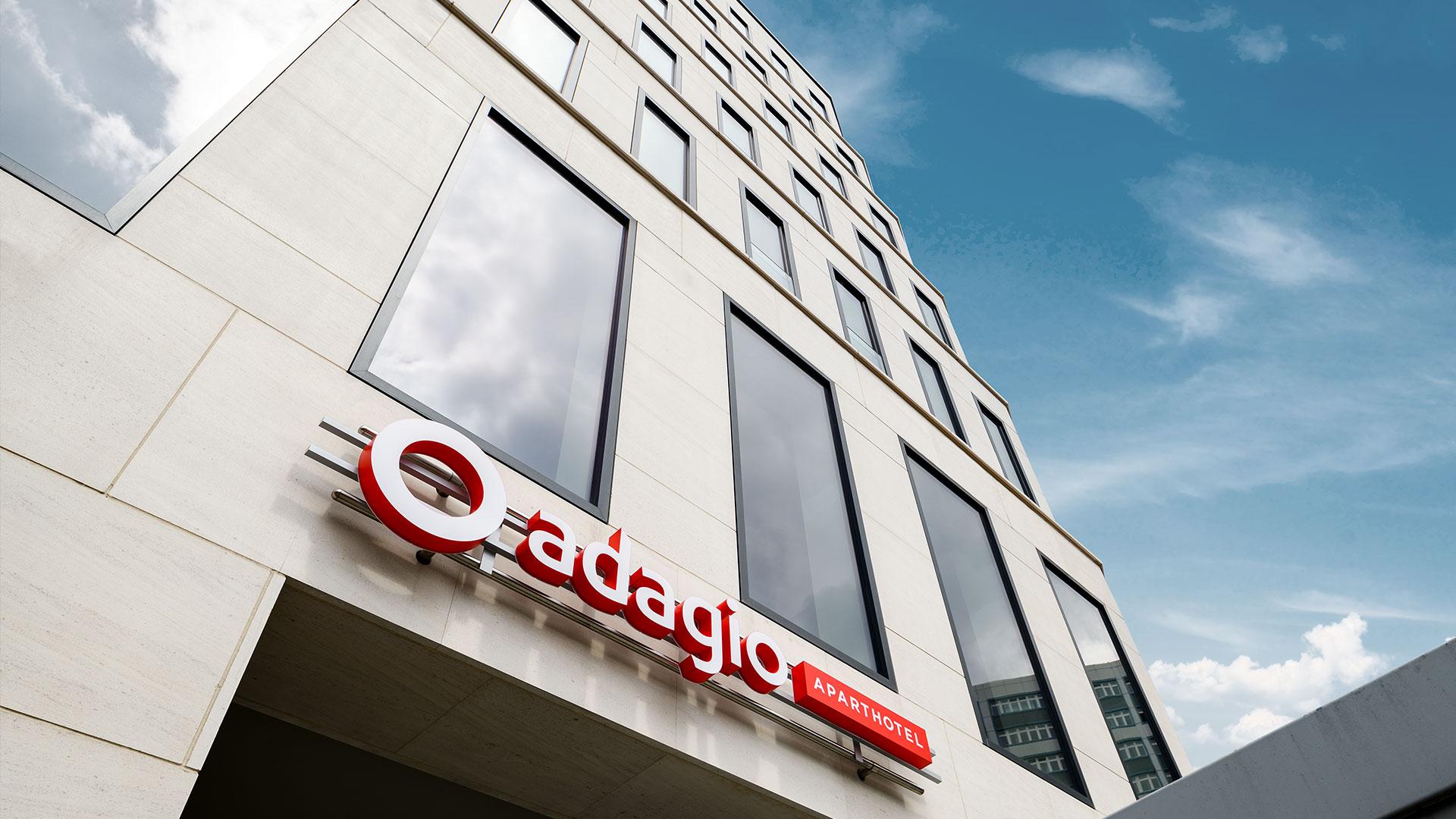 Foto van het buitenaanzicht - 02 - Aparthotel Adagio Bremen