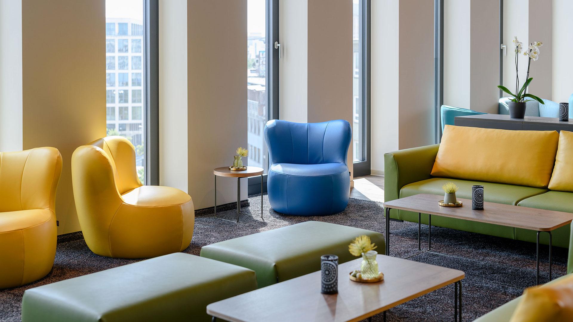 Foto der Lounge - 02 - Aparthotel Adagio Bremen