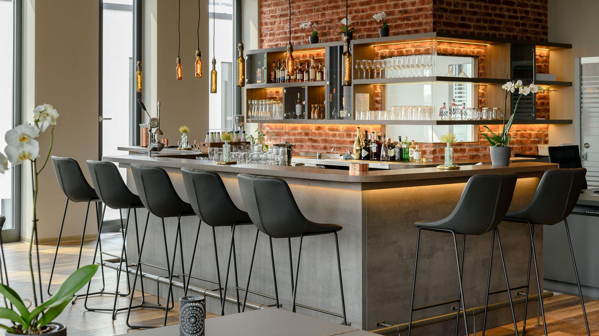 Foto der Bar - Aparthotel Adagio Bremen