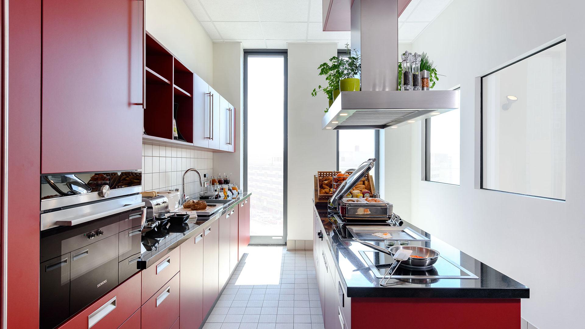Foto des Restaurants - 02 - Aparthotel Adagio Bremen