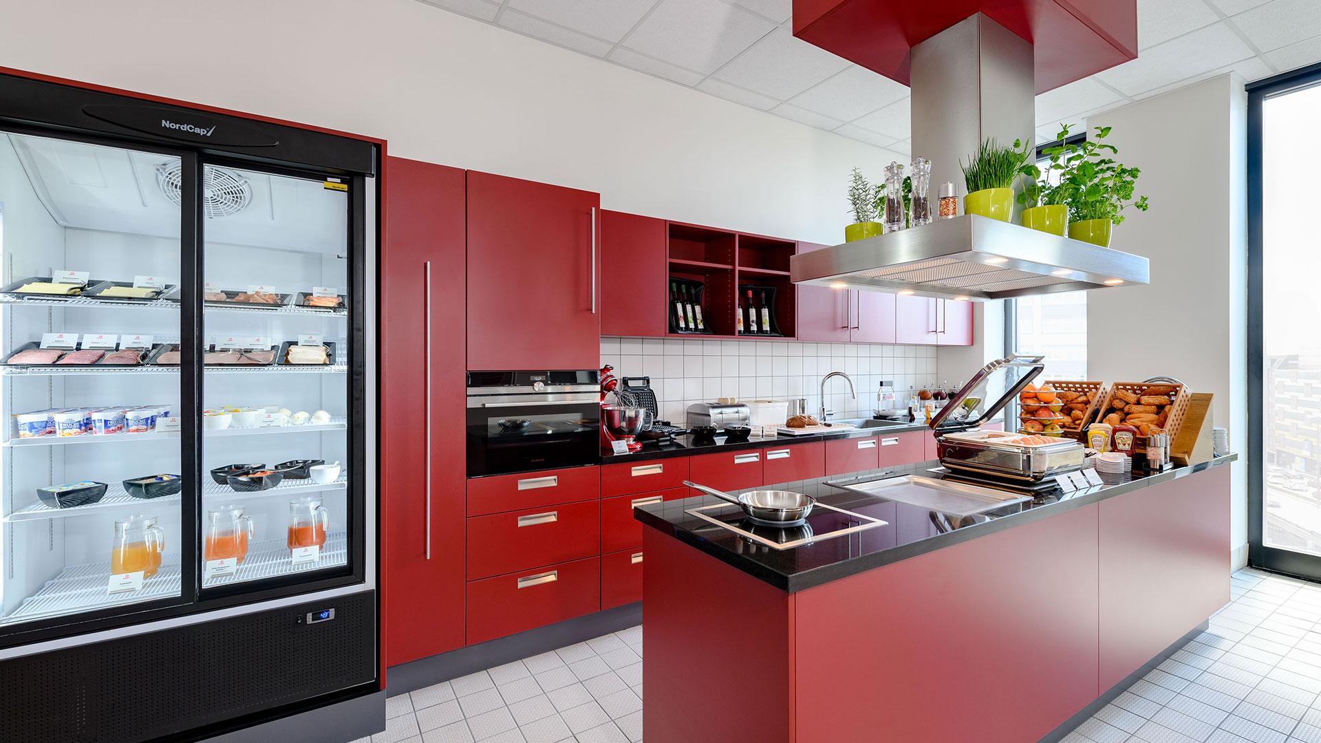 Foto des Restaurants - 01 - Aparthotel Adagio Bremen