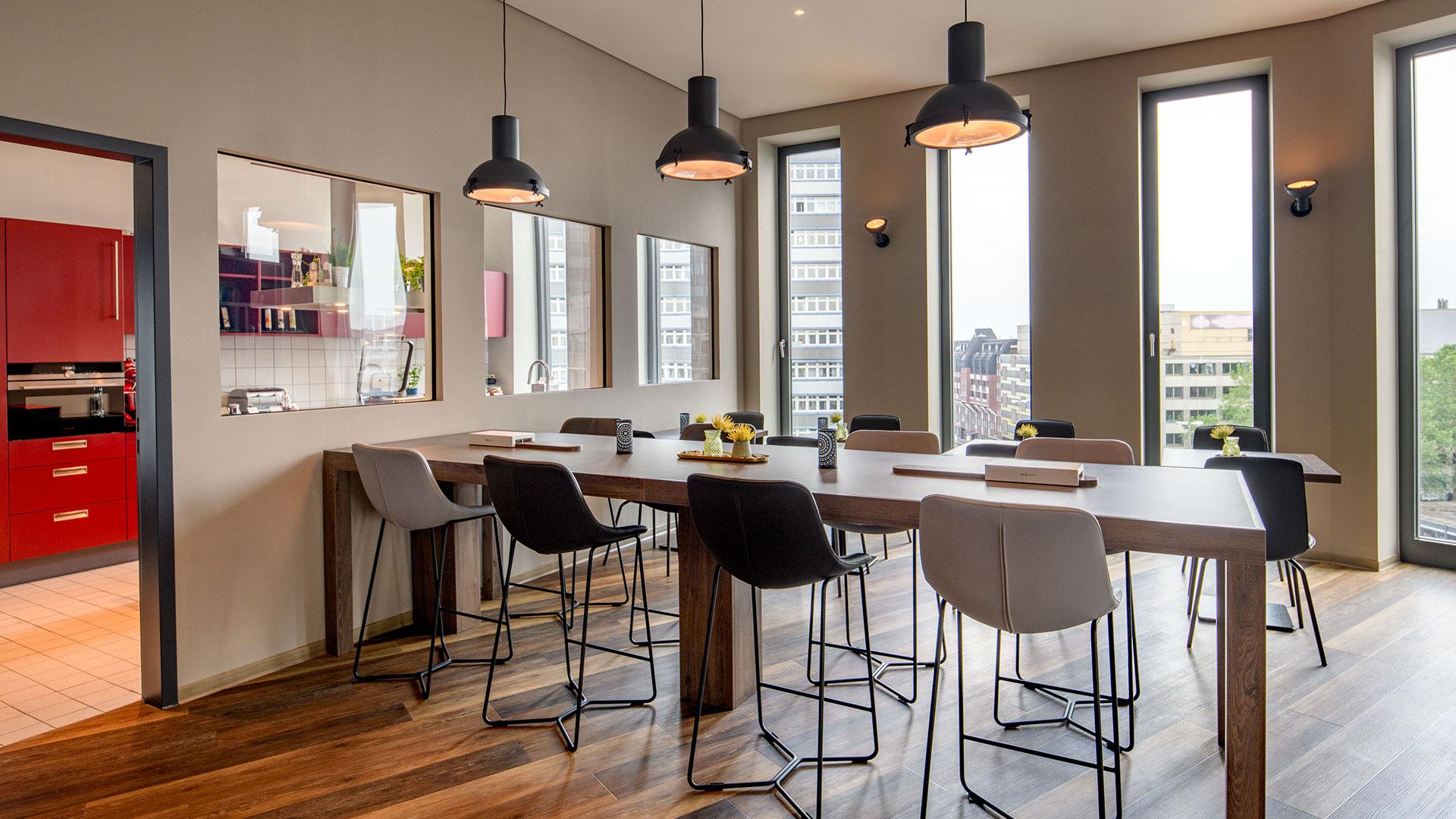 Foto des Restaurants - 04 - Aparthotel Adagio Bremen