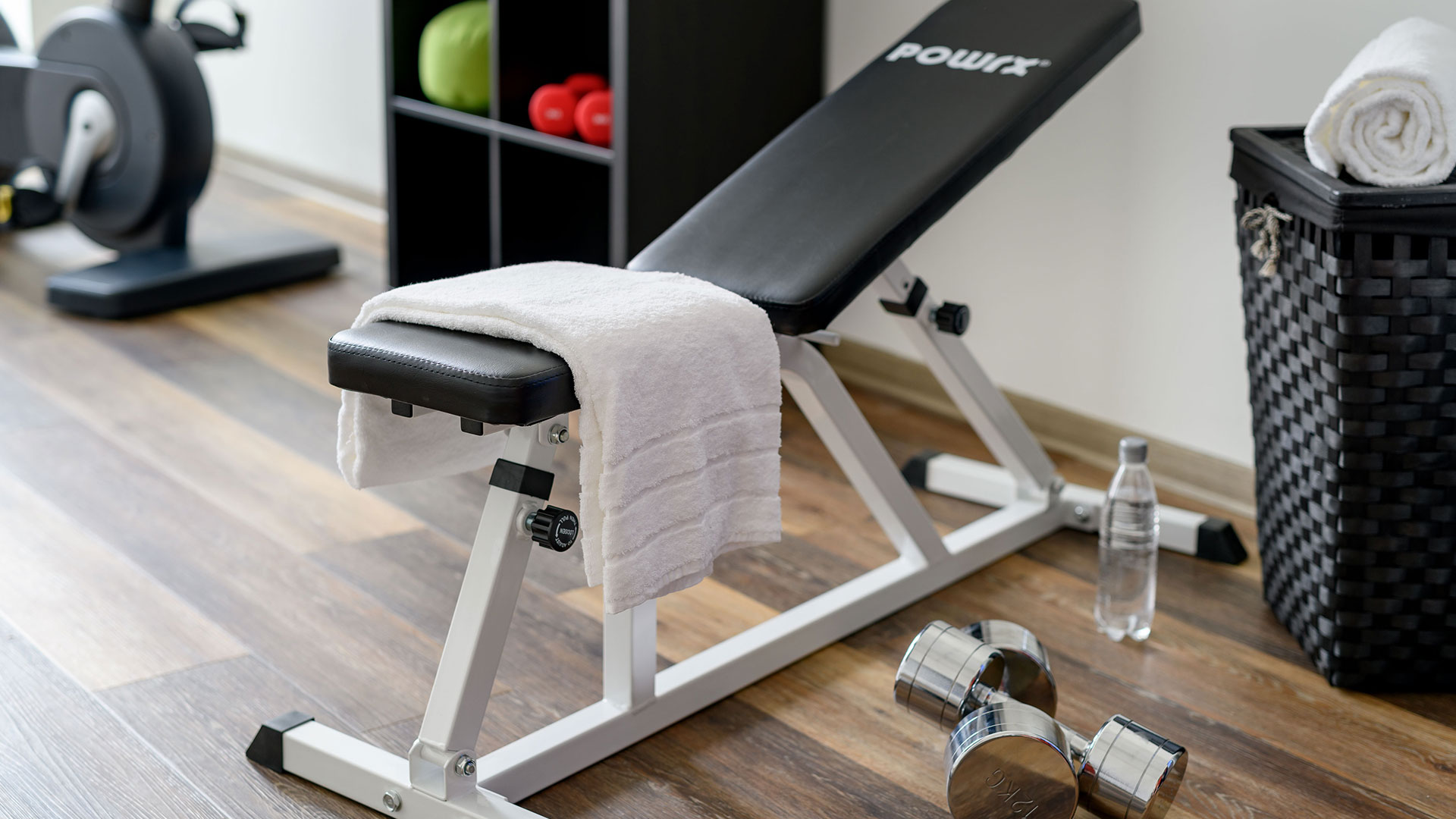 Photo of the fitness area - 02 - Aparthotel Adagio Bremen