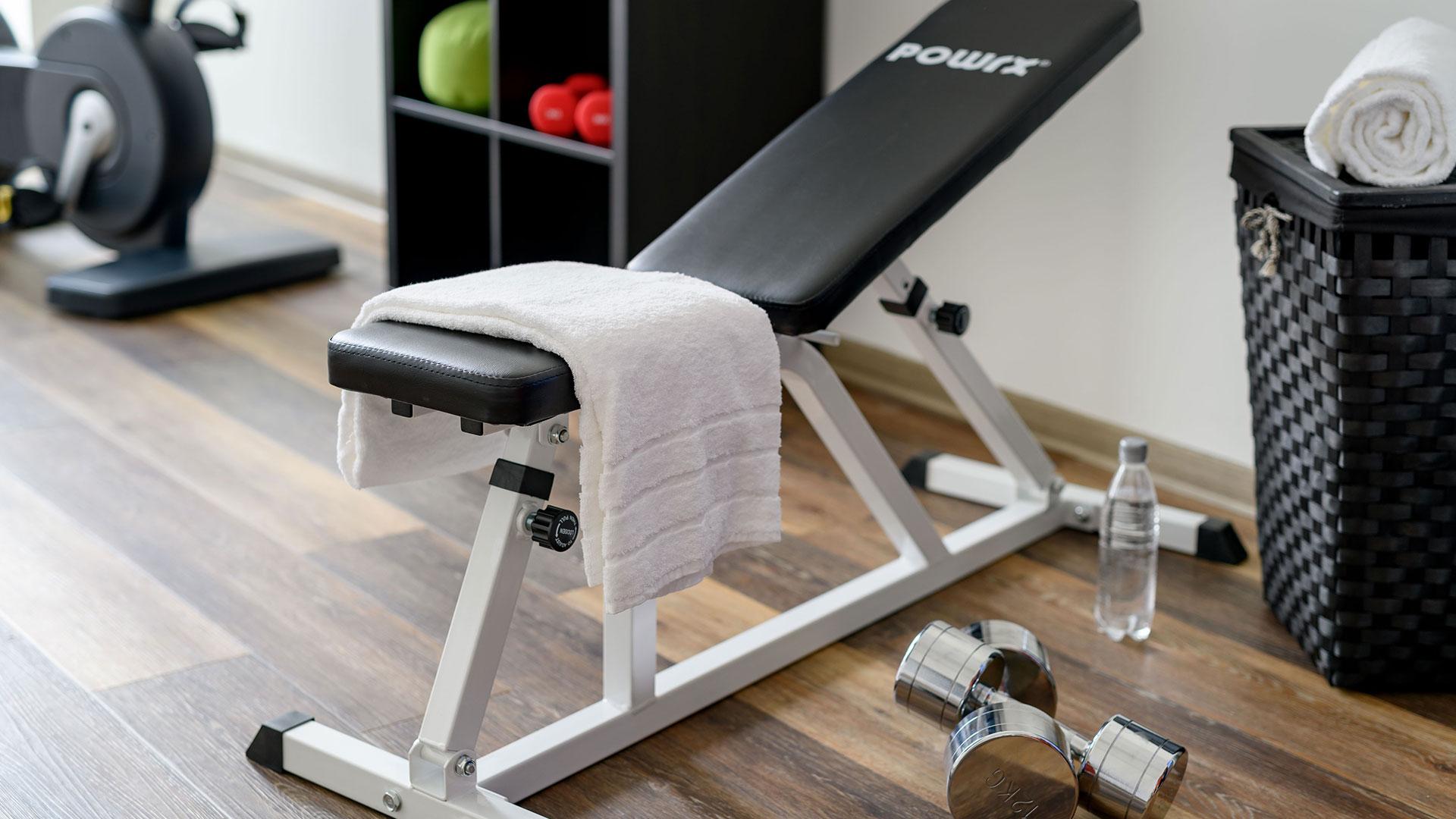 Foto des Fitness-Bereichs - 02 - Aparthotel Adagio Bremen