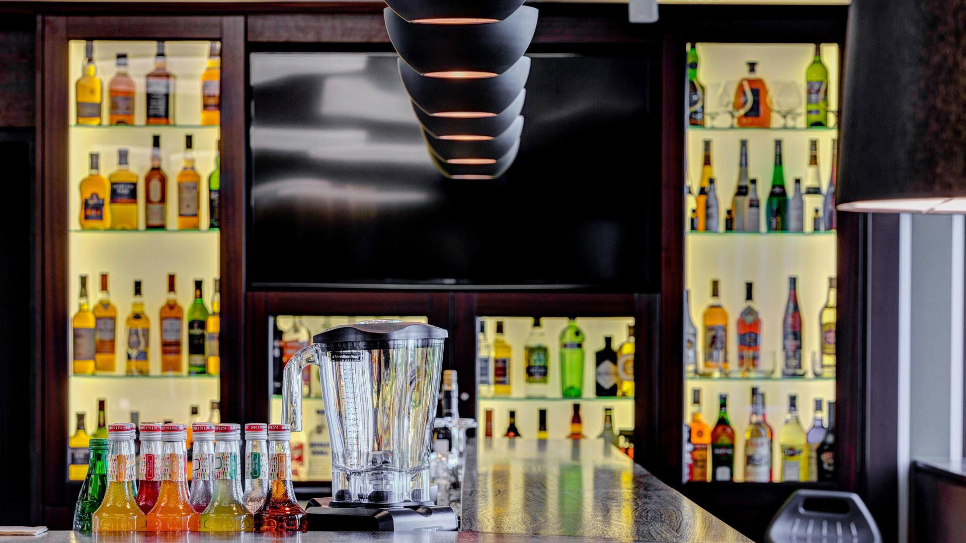 Photo du bar - Aparthotel Frankfurt City