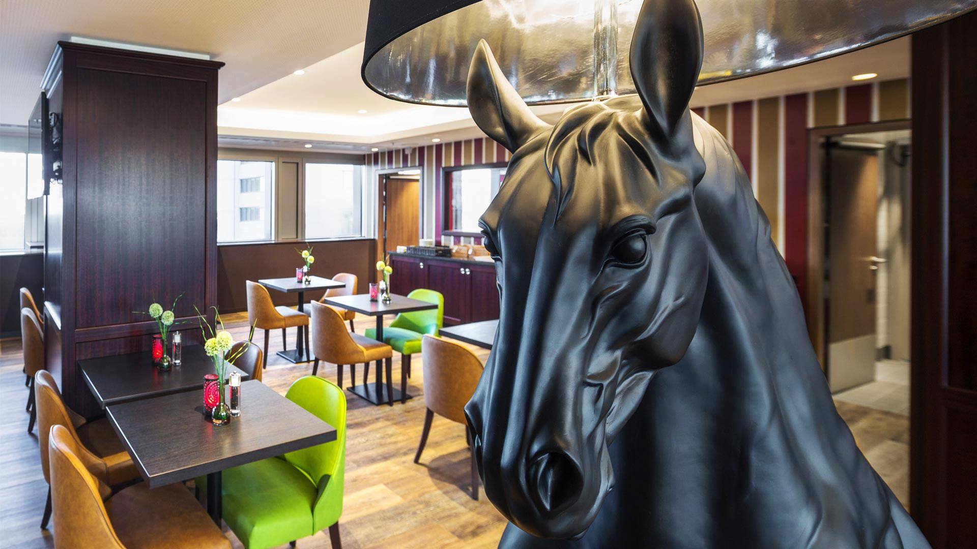 Photo du restaurant - Aparthotel Frankfurt City