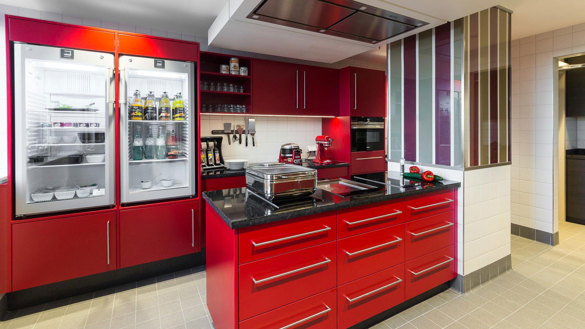 Photo de la cuisine publique - Aparthotel Frankfurt City