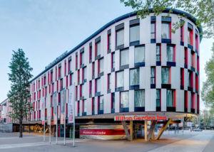 Außenansicht - 01- Hilton Garden Inn Stuttgart NeckarPark