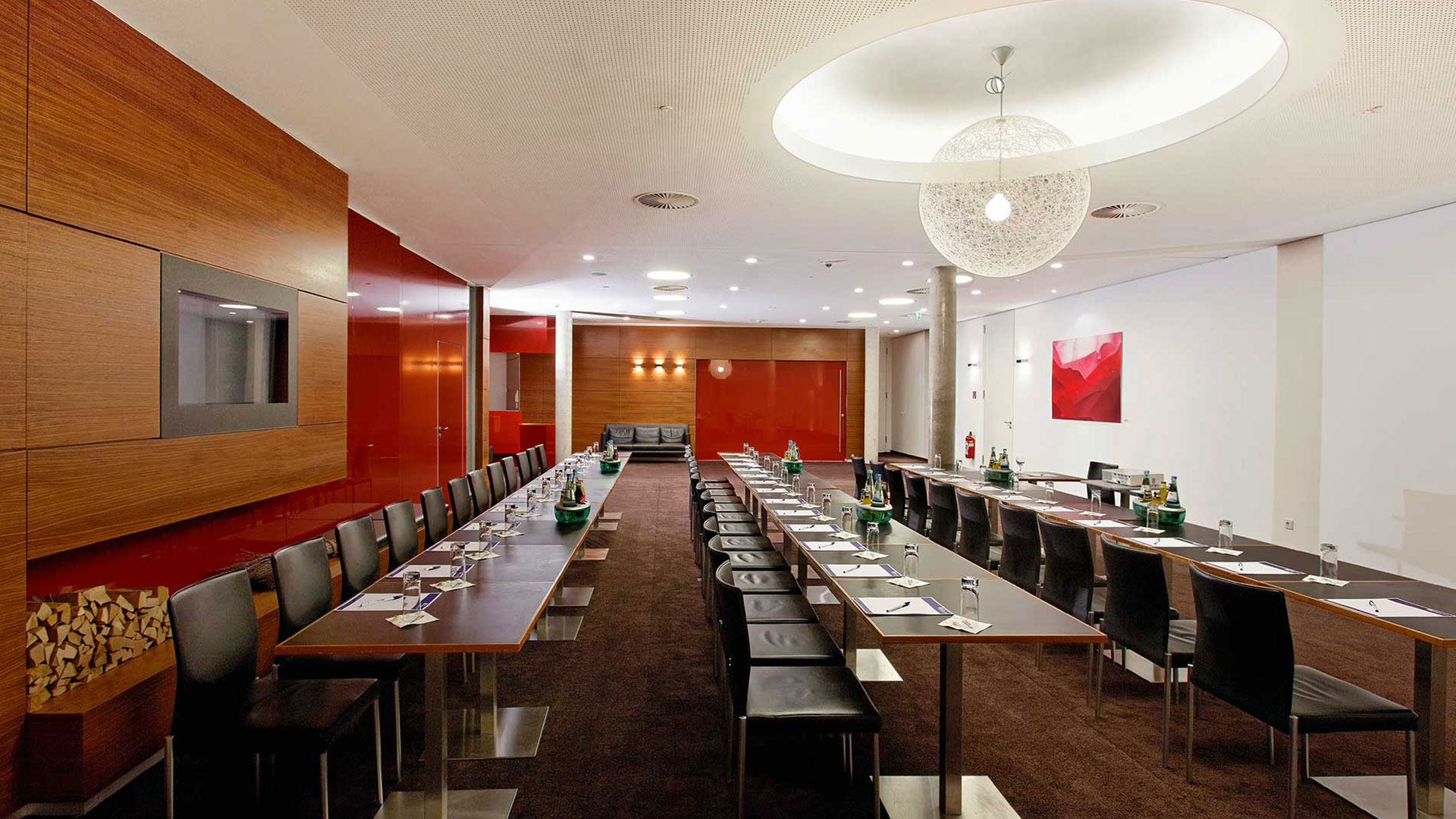 Photo of a conference room - 02 - Hilton Garden Inn Stuttgart NeckarPark