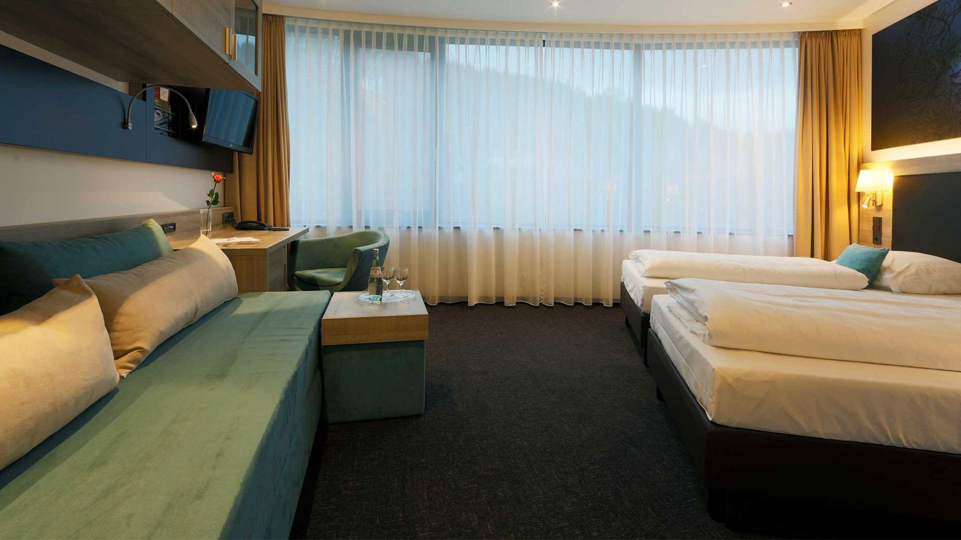 Photo d'une chambre - 03 - Hanse Hotel Attendorn