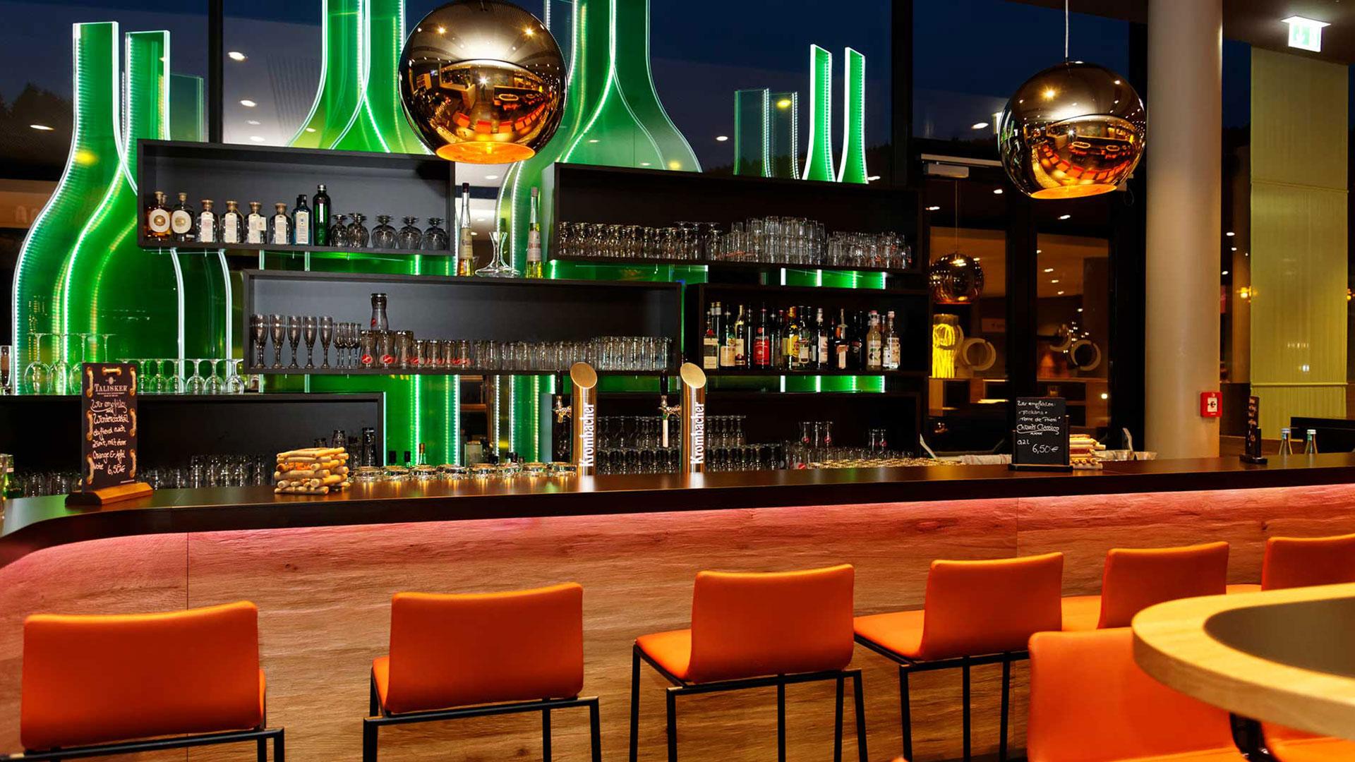 Foto der Bar - 01 - Hanse Hotel Attendorn