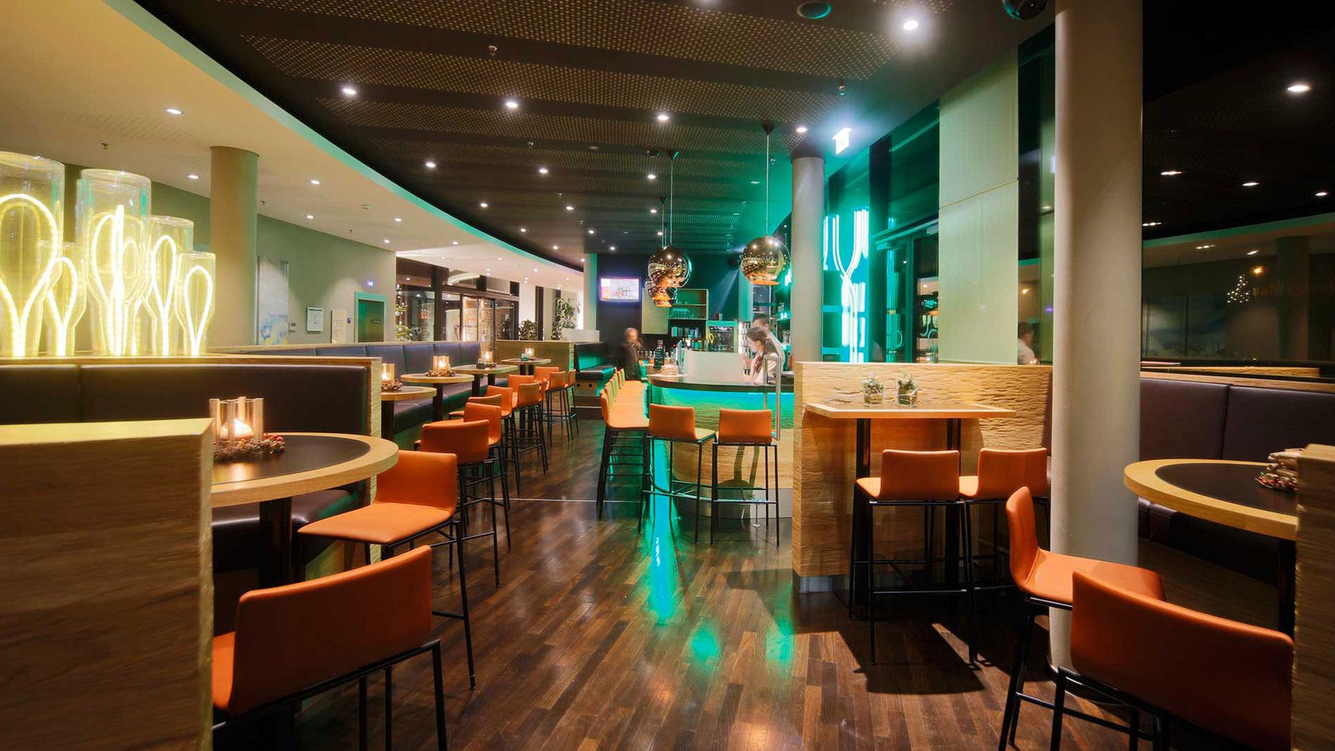 Foto vom Restaurant - 02 - Hanse Hotel Attendorn