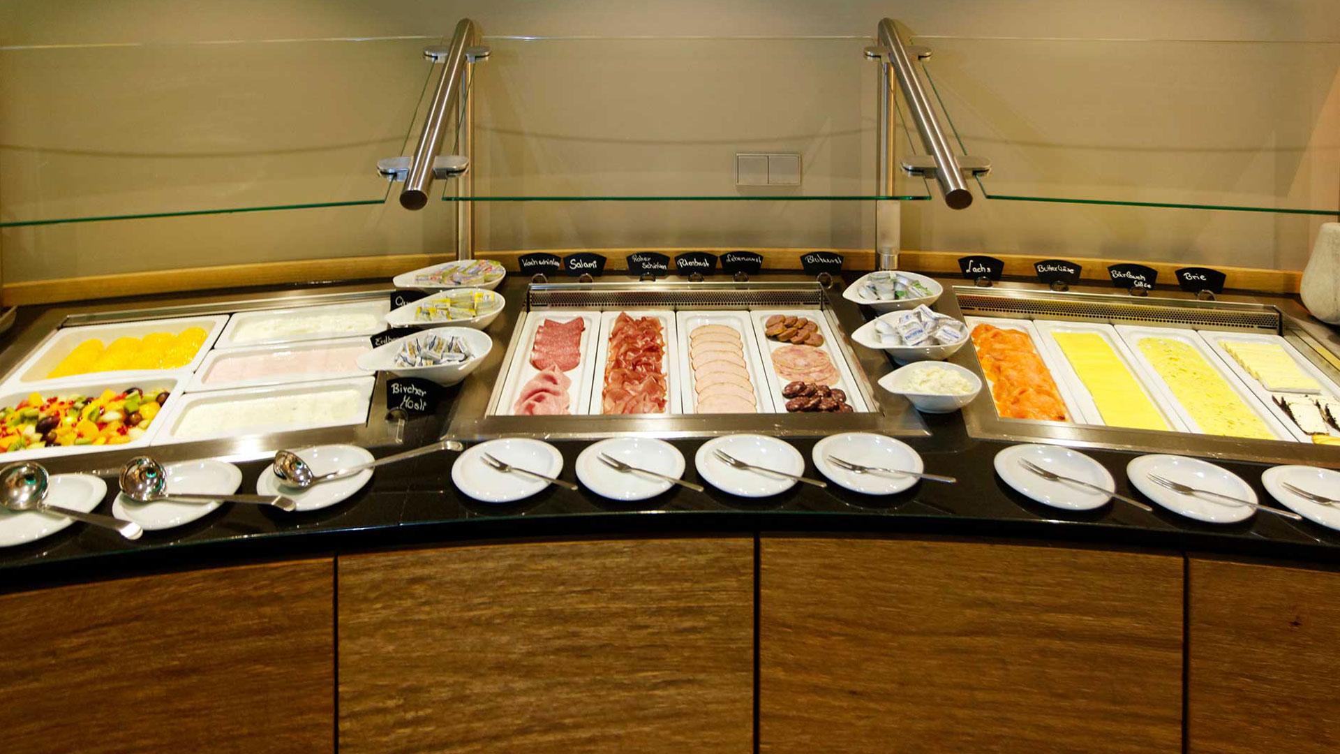 Photo of breakfast - 03 - Hanse Hotel Attendorn