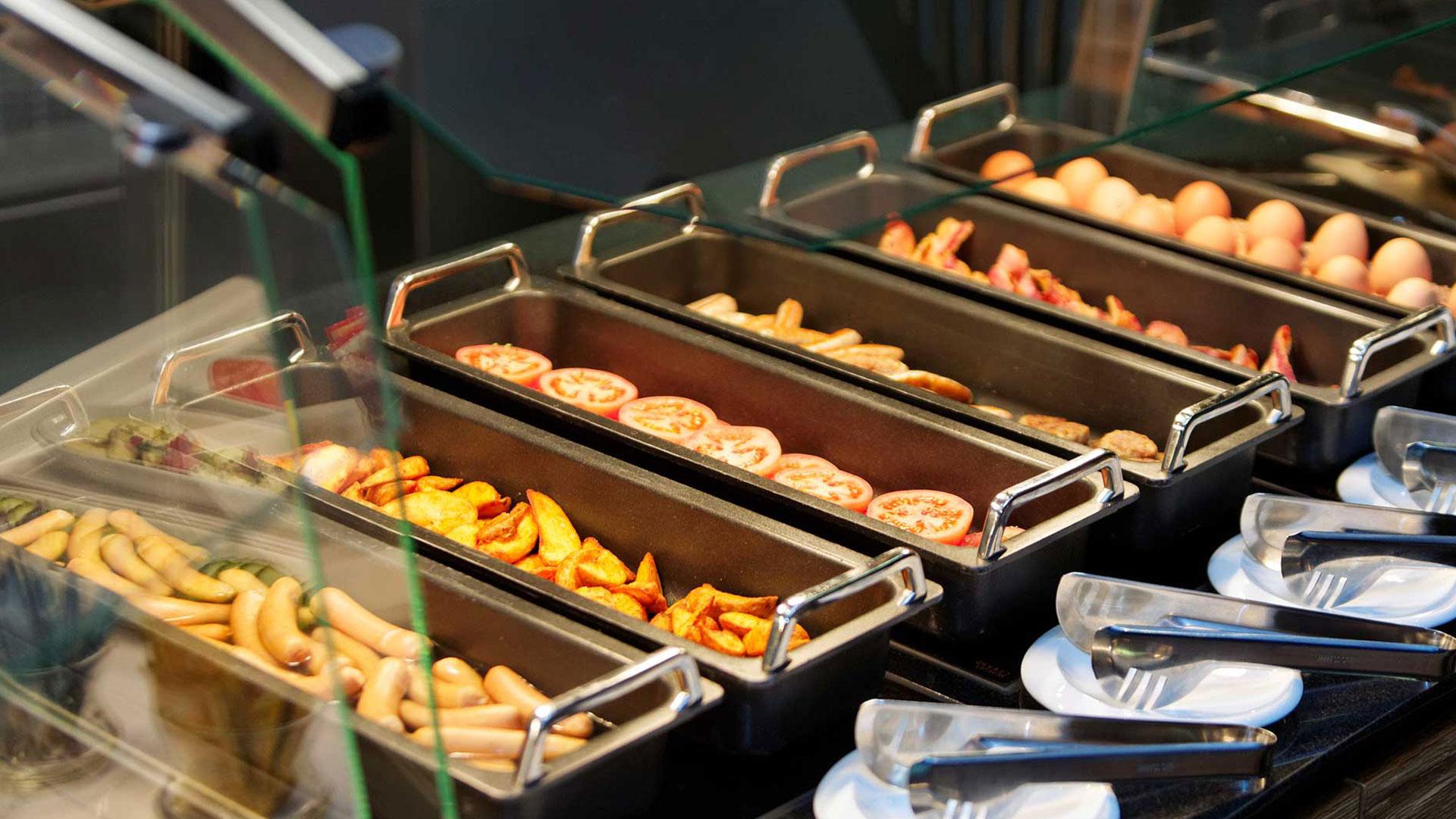 Photo of breakfast - 01 - Hanse Hotel Attendorn