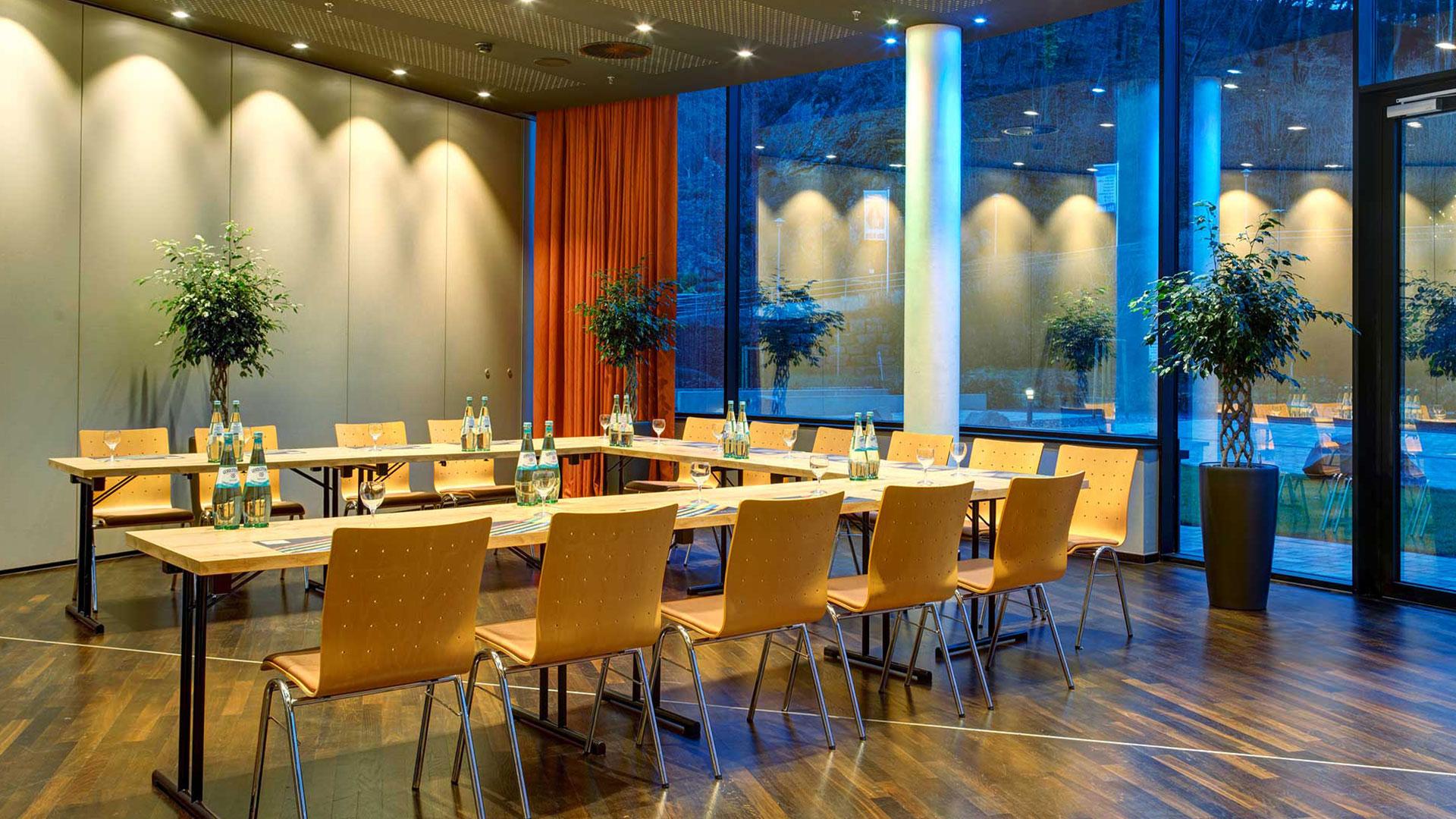 Foto vom Tagungsraum - 02 - Hanse Hotel Attendorn