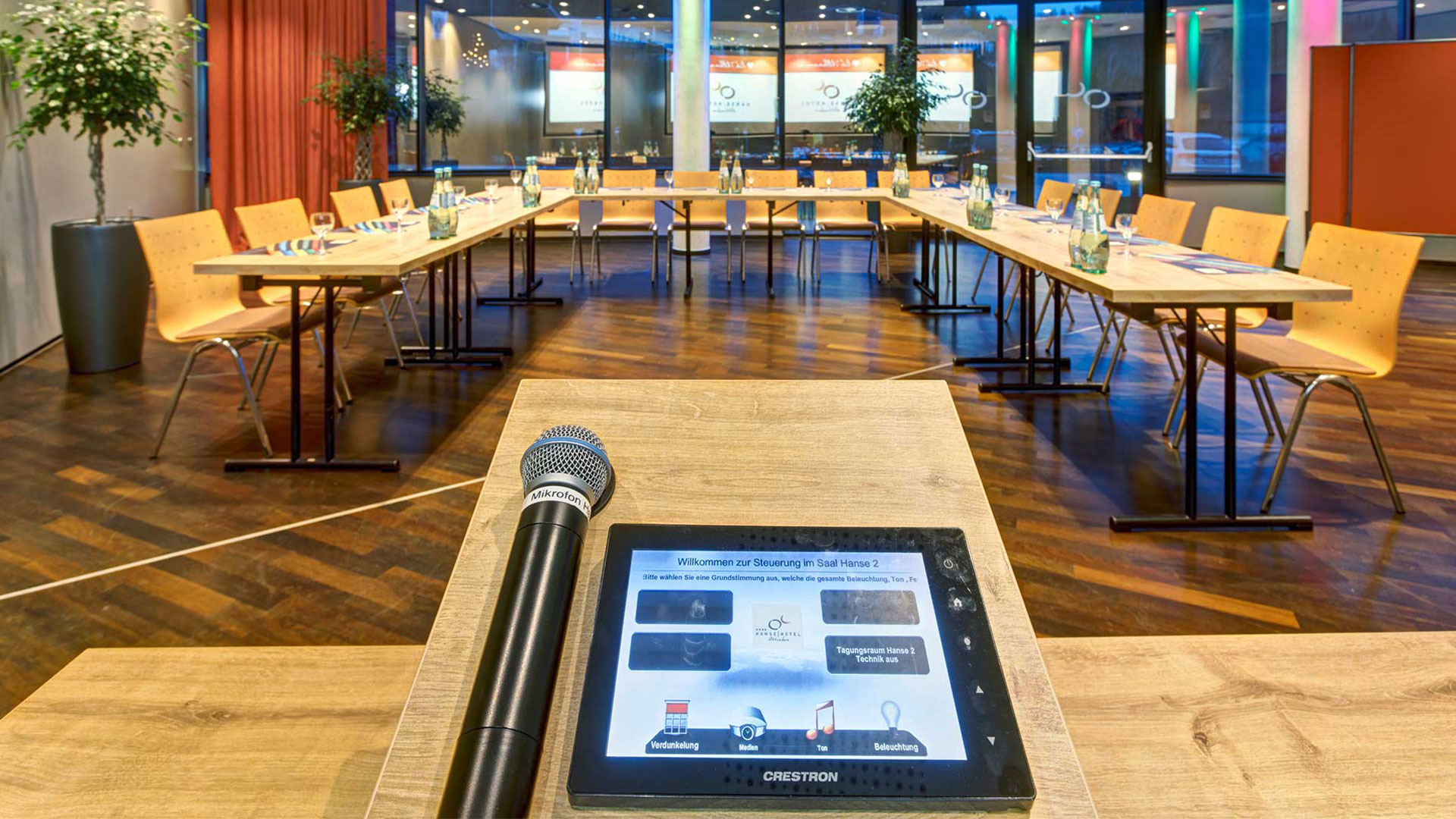 Photo of the conference room - 03 - Hanse Hotel Attendorn