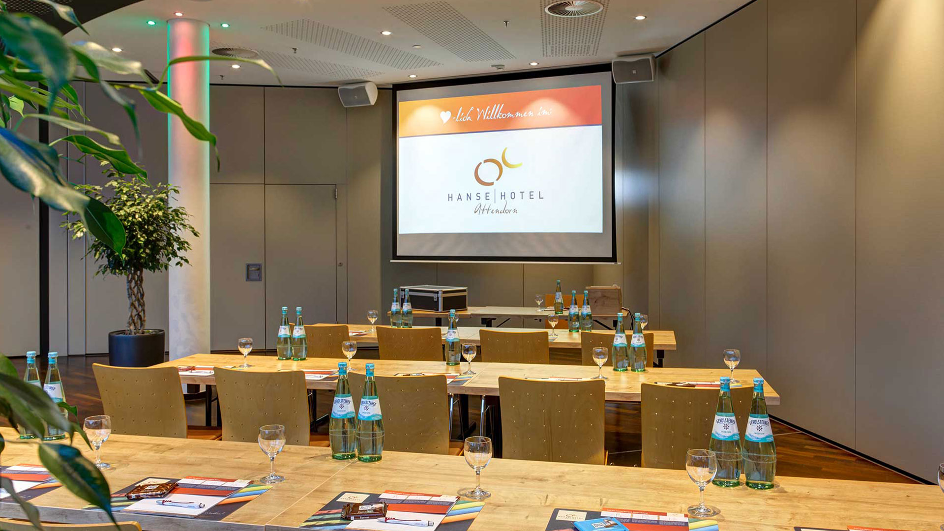 Photo of the conference room - 02 - Hanse Hotel Attendorn