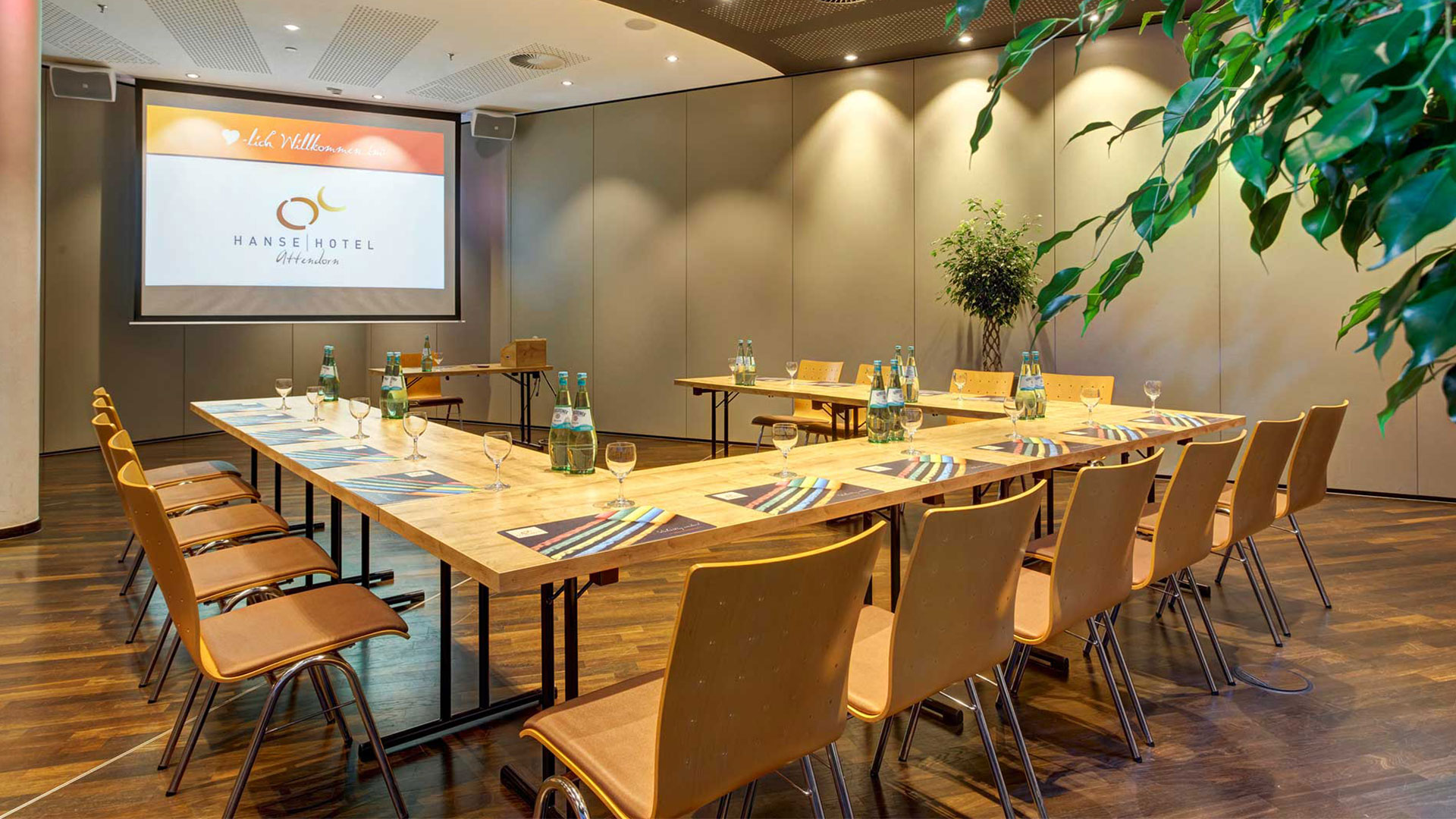 Photo of the conference room - 01 - Hanse Hotel Attendorn