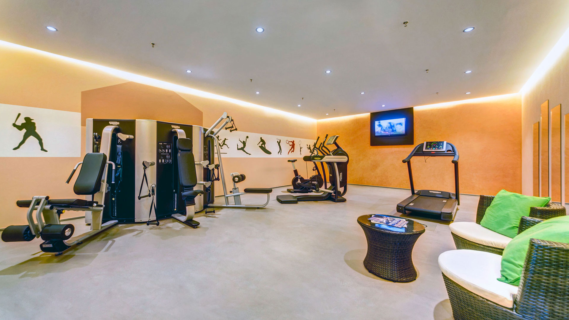 Photo of the fitness room - Hanse Hotel Attendorn