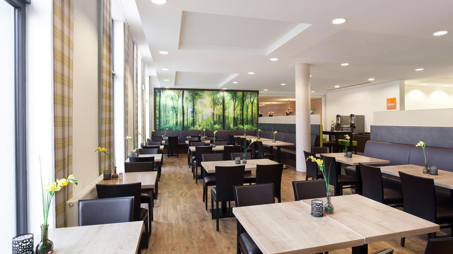 Foto des Restaurants - 01 - Holiday Inn Express Augsburg