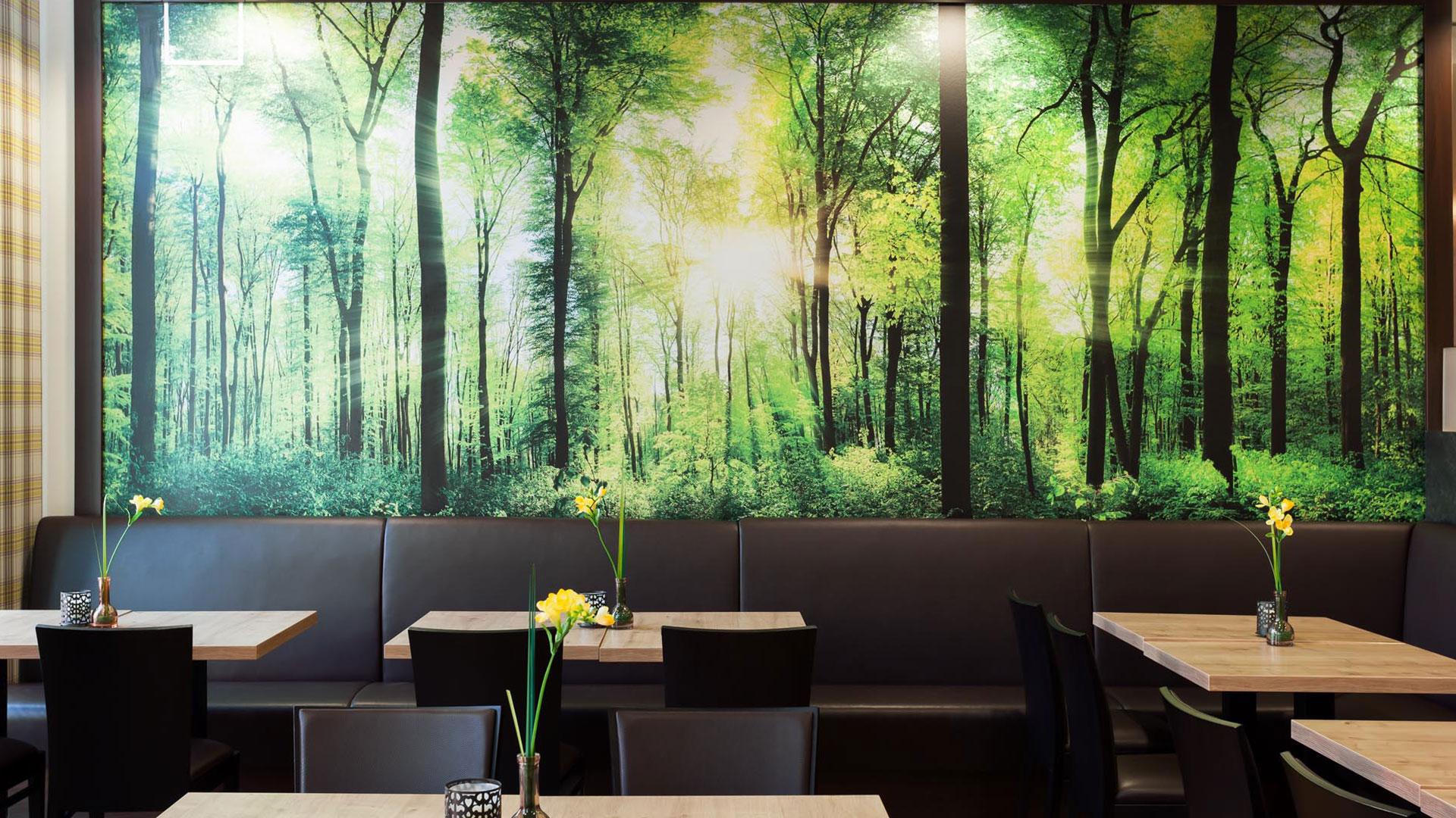 Foto des Restaurants - 02 - Holiday Inn Express Augsburg
