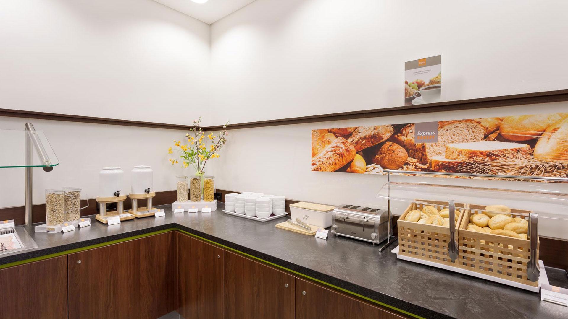 Photo of breakfast - 03 - Holiday Inn Express Augsburg