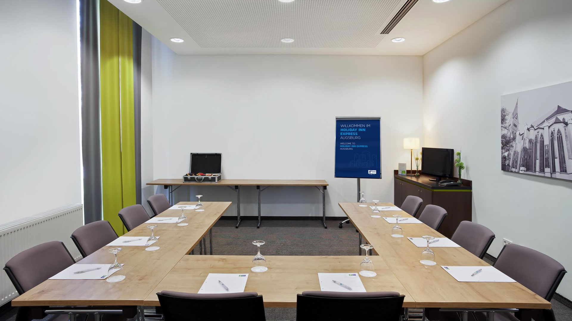 Photo of the conference room - Holiday Inn Express Augsburg