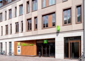 Photo of the exterior view - 03 - ibis Styles Bamberg