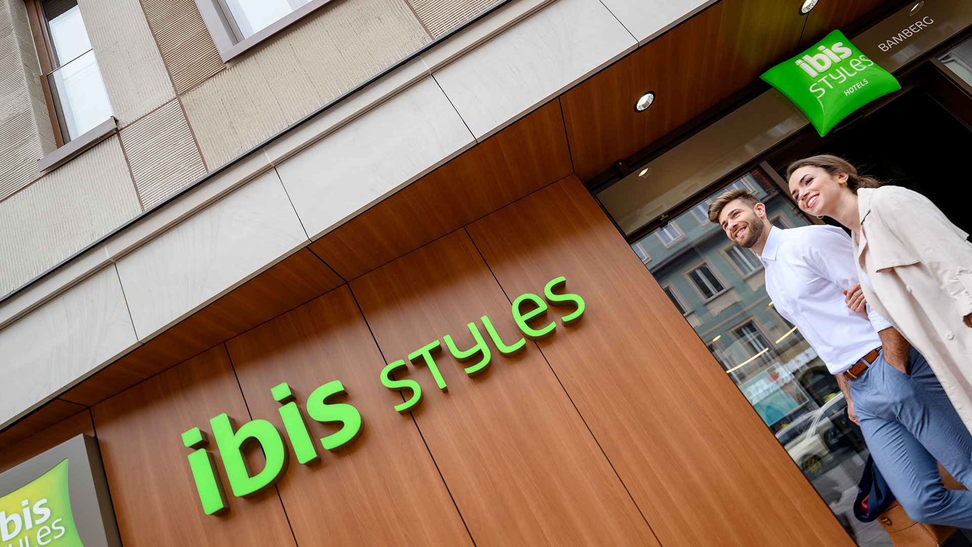 Photo of the exterior view - 02 - ibis Styles Bamberg