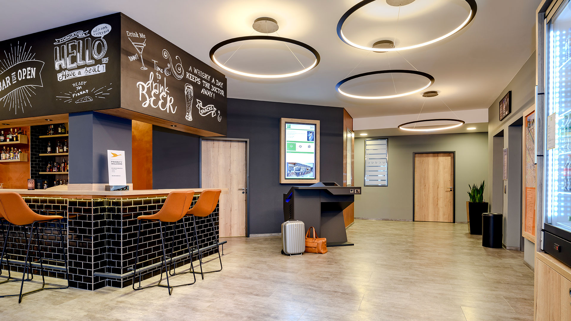 Photo of the reception - 01 - ibis Styles Bamberg