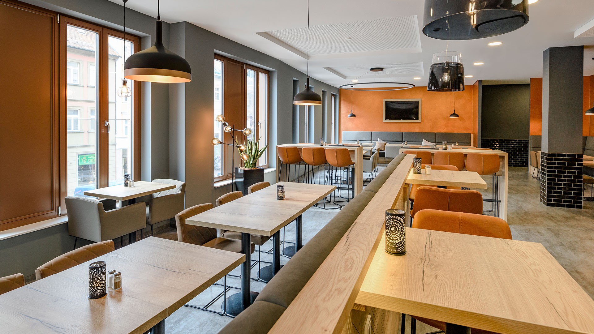 Photo du restaurant - 02 - ibis Styles Bamberg