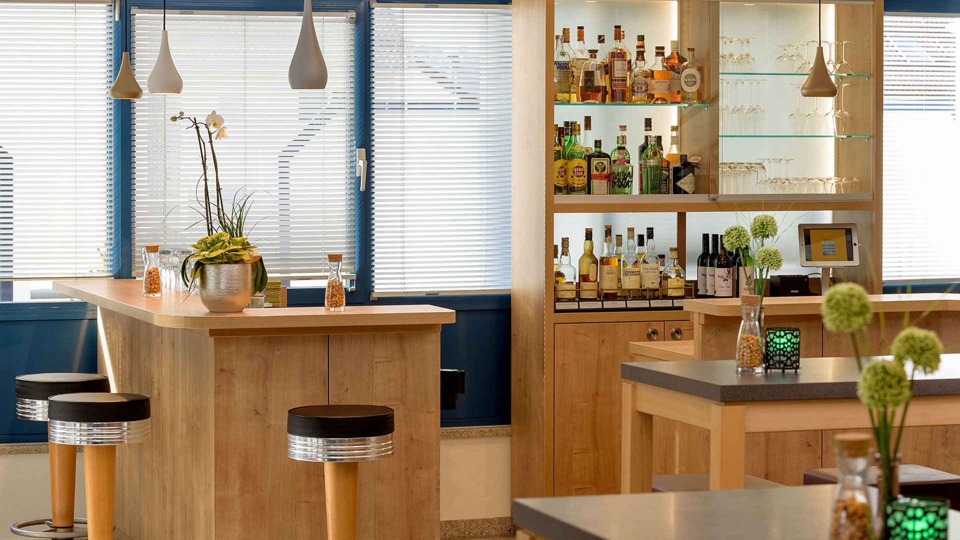 Foto der Bar - ibis Styles Filderstadt