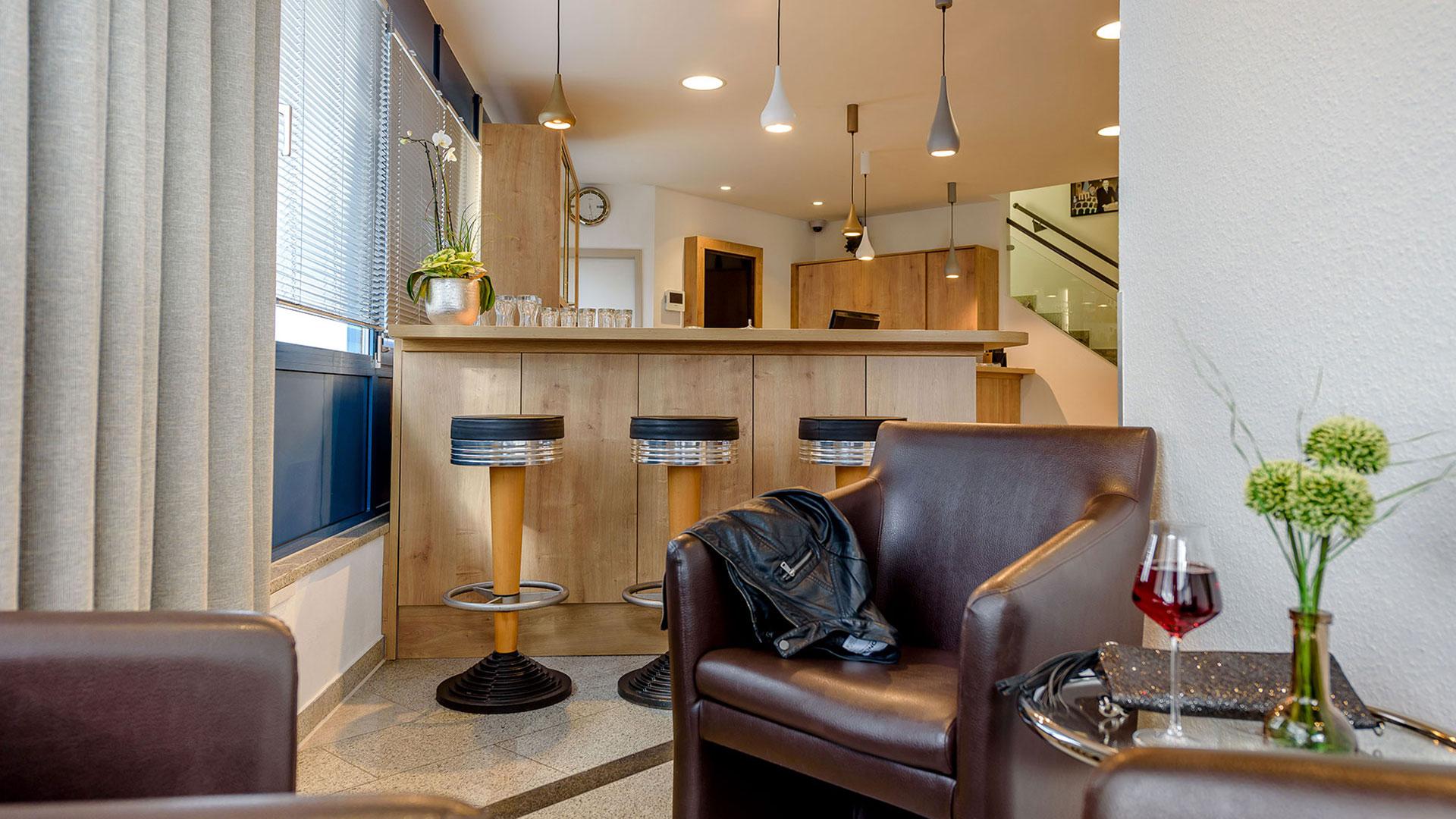 Foto der Lounge - ibis Styles Filderstadt