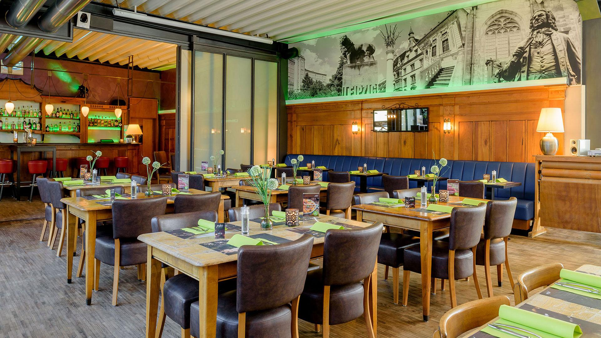 Foto des Restaurants - 01 - ibis Styles Leipzig