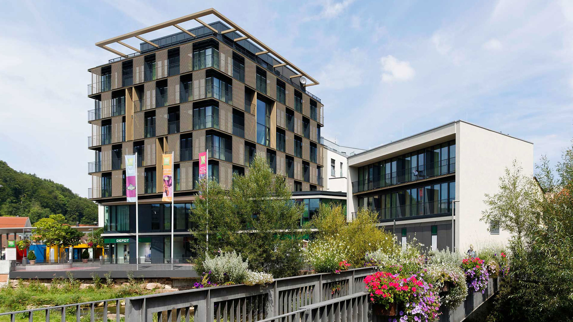 Photo of the exterior view - 01 - ibis Styles Nagold-Schwarzwald