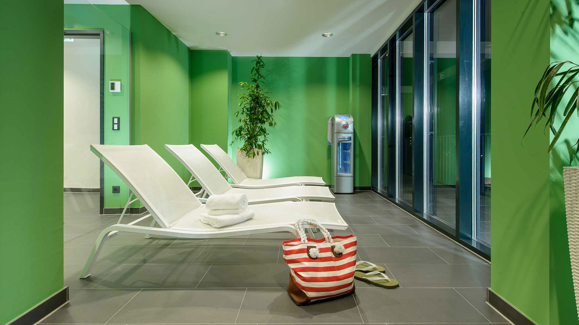 Photo of the wellness area - 01 - ibis Styles Nagold-Schwarzwald