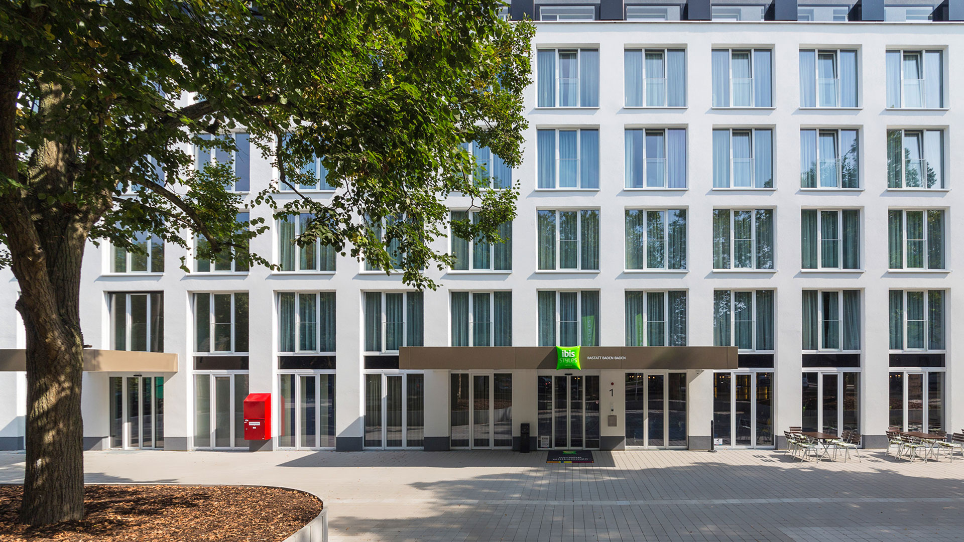 Photo of the exterior view - 02 - ibis Styles Rastatt Baden-Baden