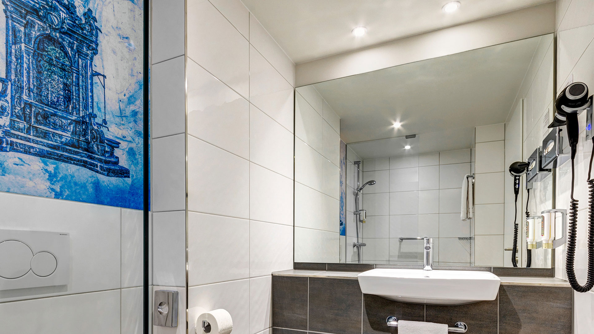 Photo of a bathroom - ibis Styles Rastatt Baden-Baden